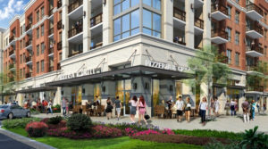 Retail Stands Out in Luxury Multifamily Development