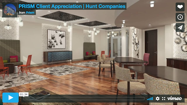 Client appreciation | Hunt Companies