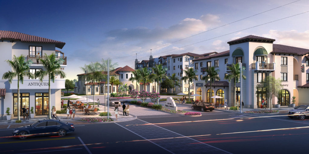 Renderings sway FL community