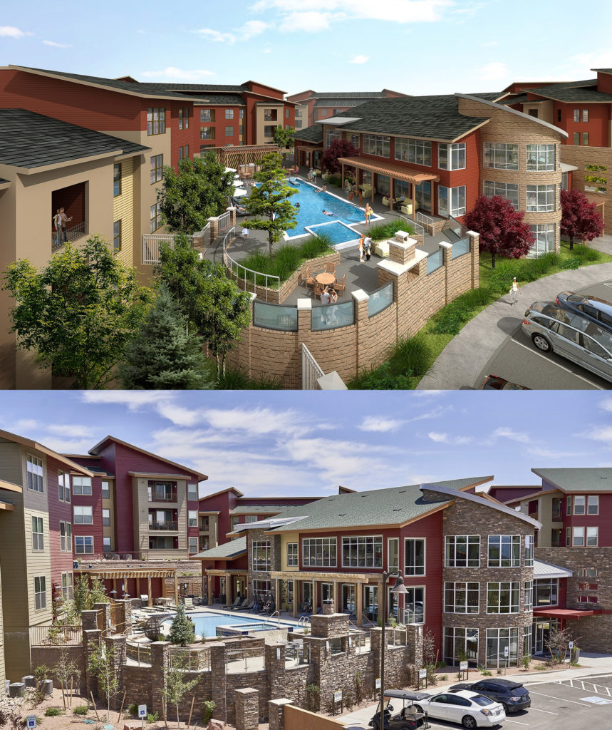 Elevation Apartments City State Colorado Springs