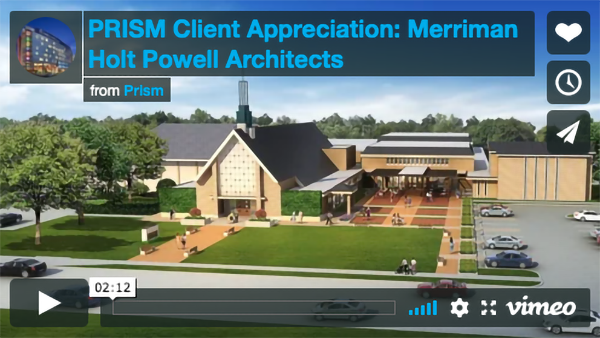 Client appreciation: Merriman Holt Powell Architects