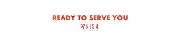 PRISM serving clients during COVID-19