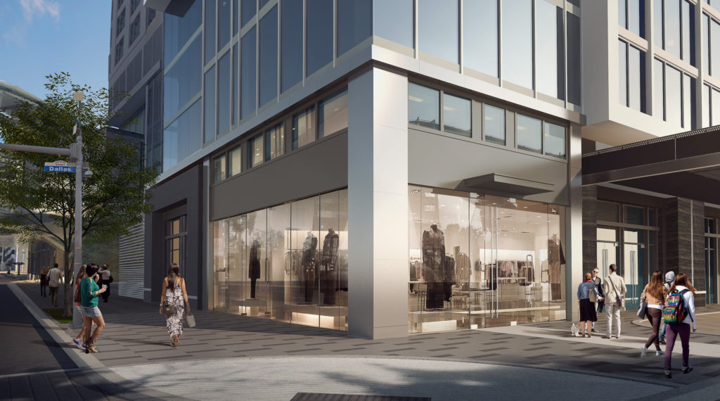 Refined retail coming to downtown Houston