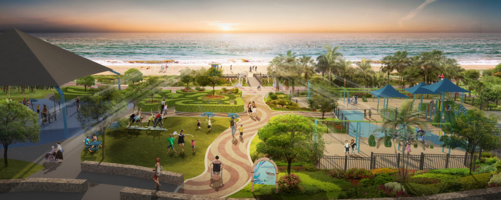 Miami's accessible beach for all abilities