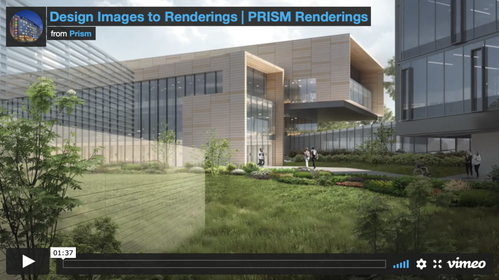 Connecting to clients with renderings